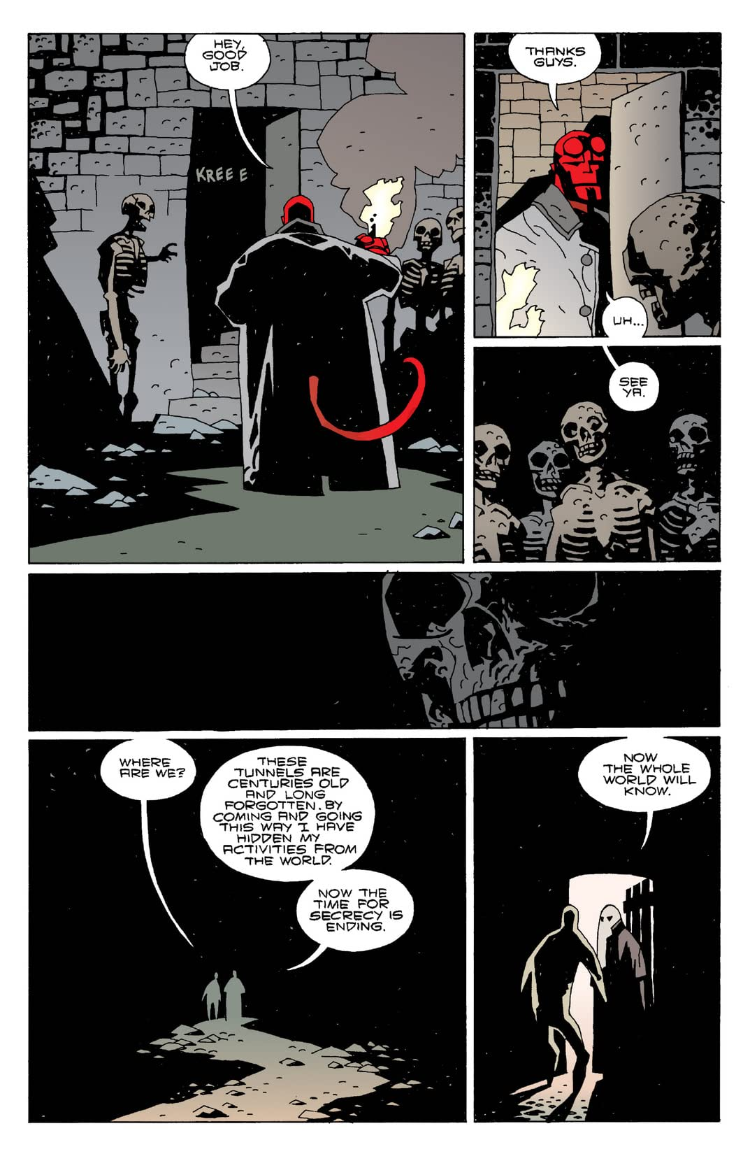 Hellboy: Almost Colossus #2