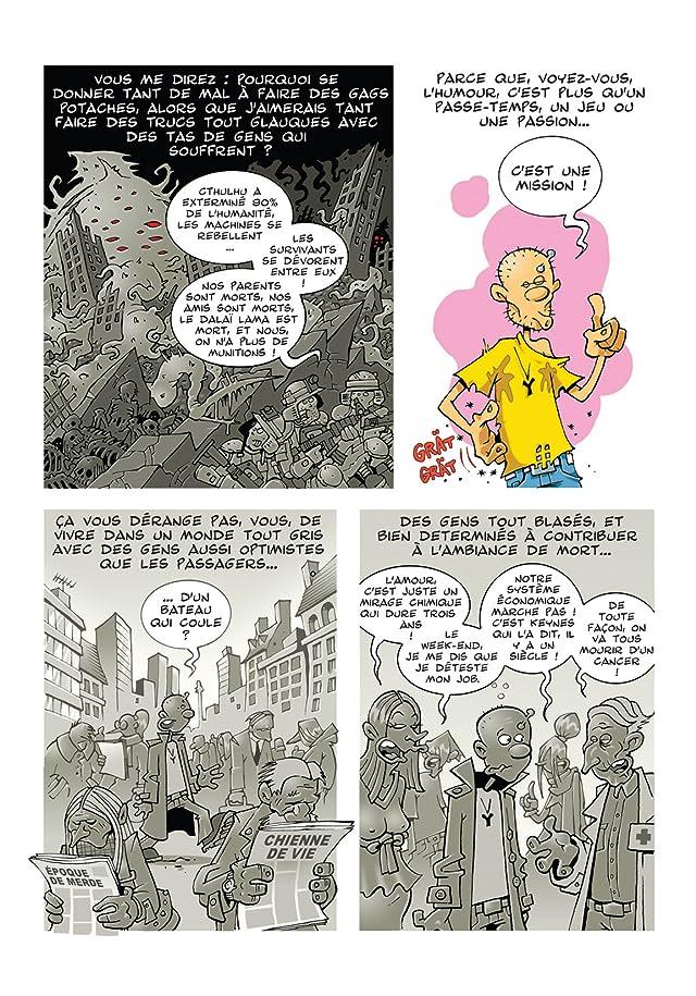 Chienne de vie Vol. 1: L'Humour est mon métier