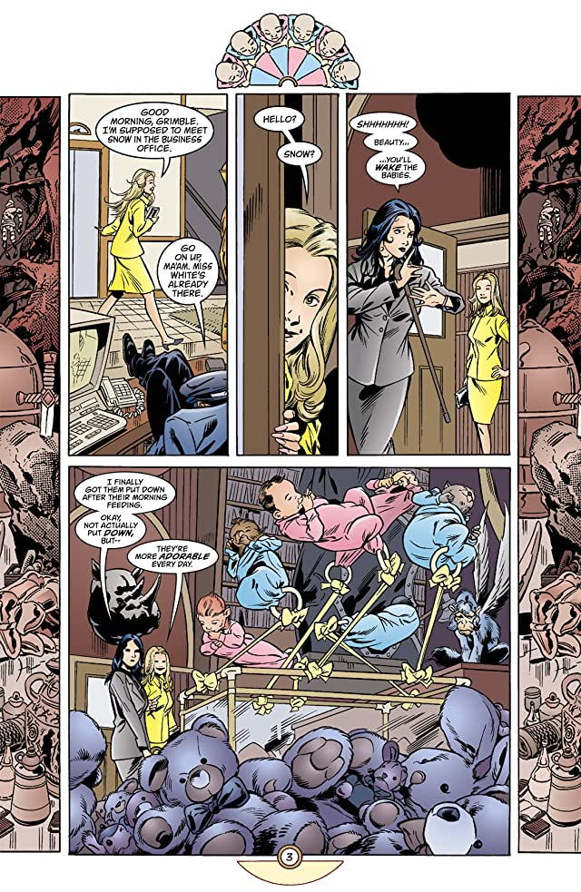 click for super-sized previews of Fables #31