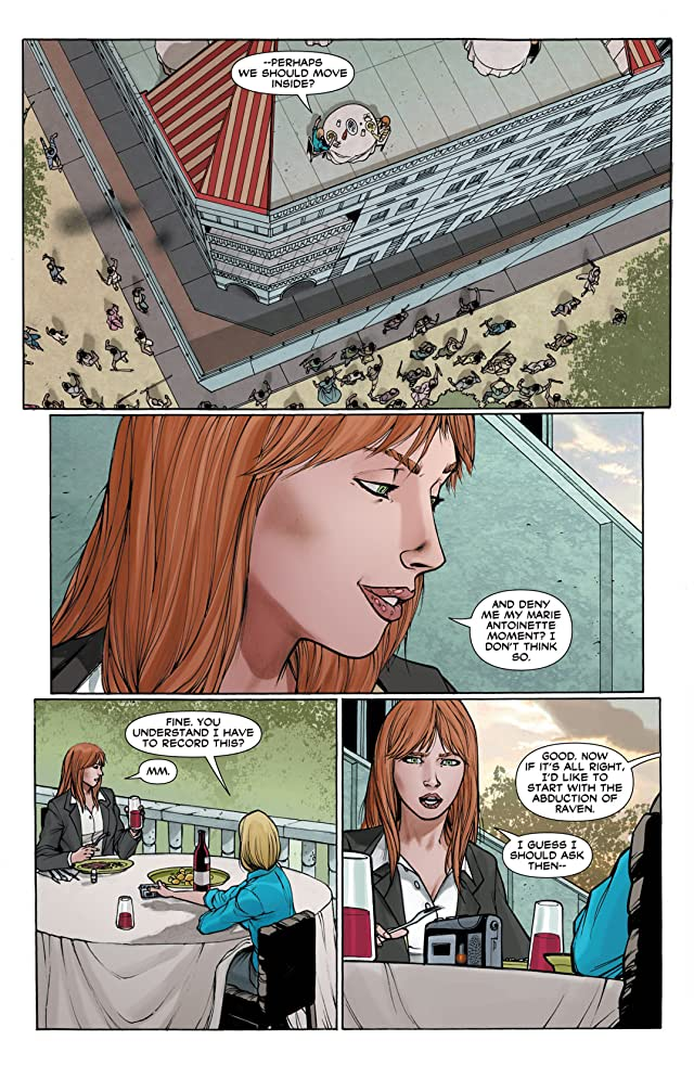 click for super-sized previews of THUNDER Agents #1: Preview