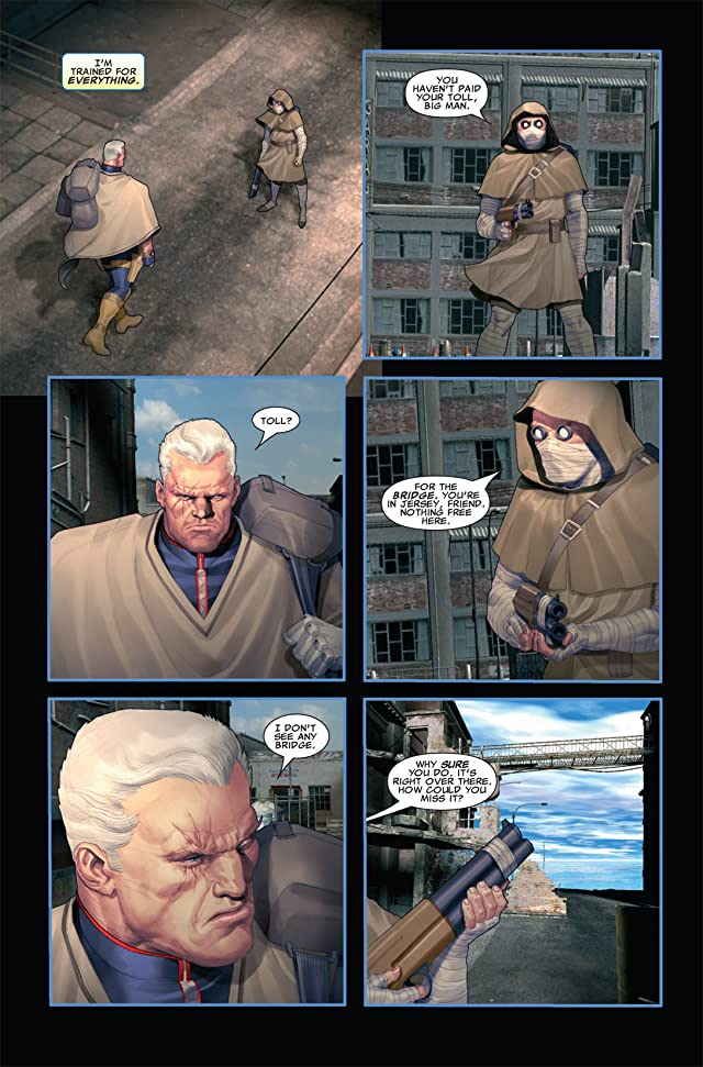 click for super-sized previews of Cable (2008-2010) #1