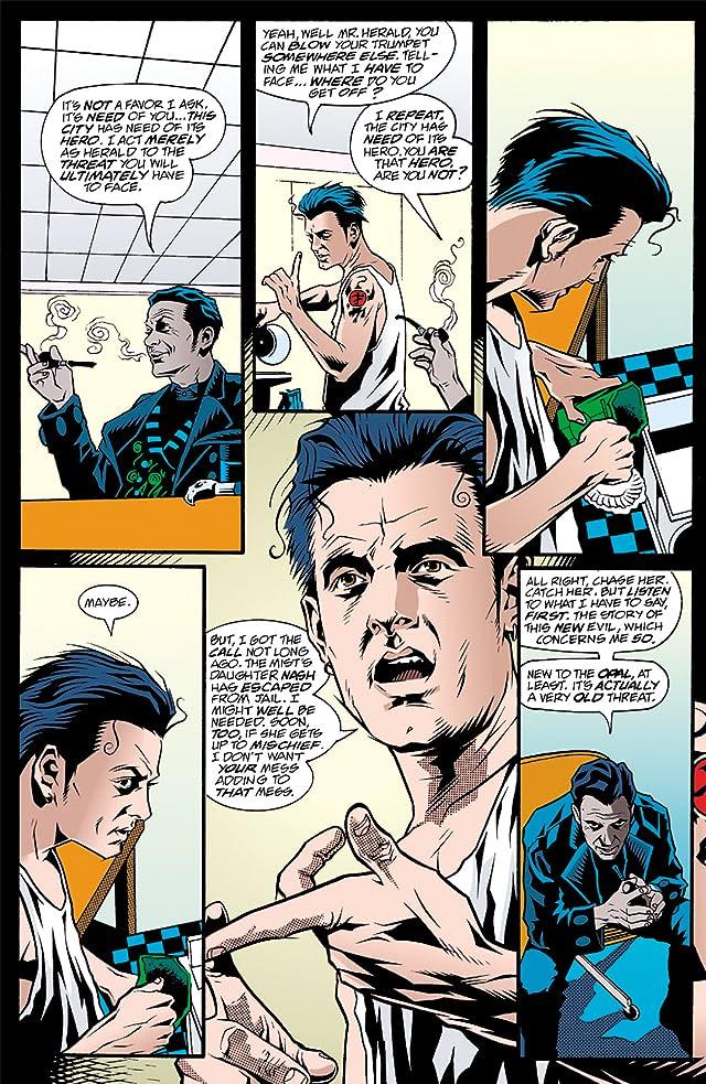 Starman (1994-2001) #10