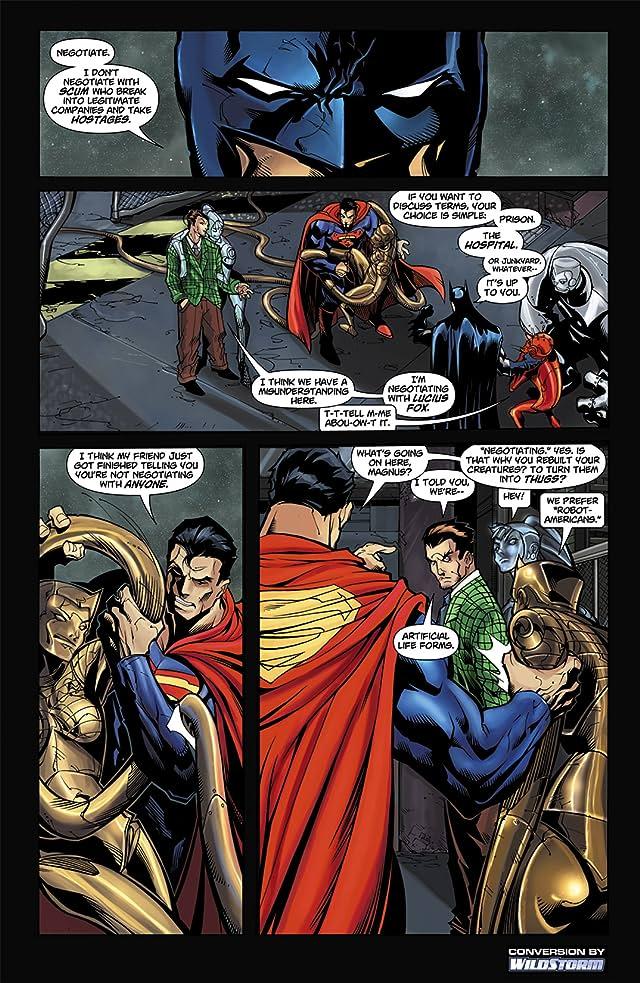 click for super-sized previews of Superman/Batman #35