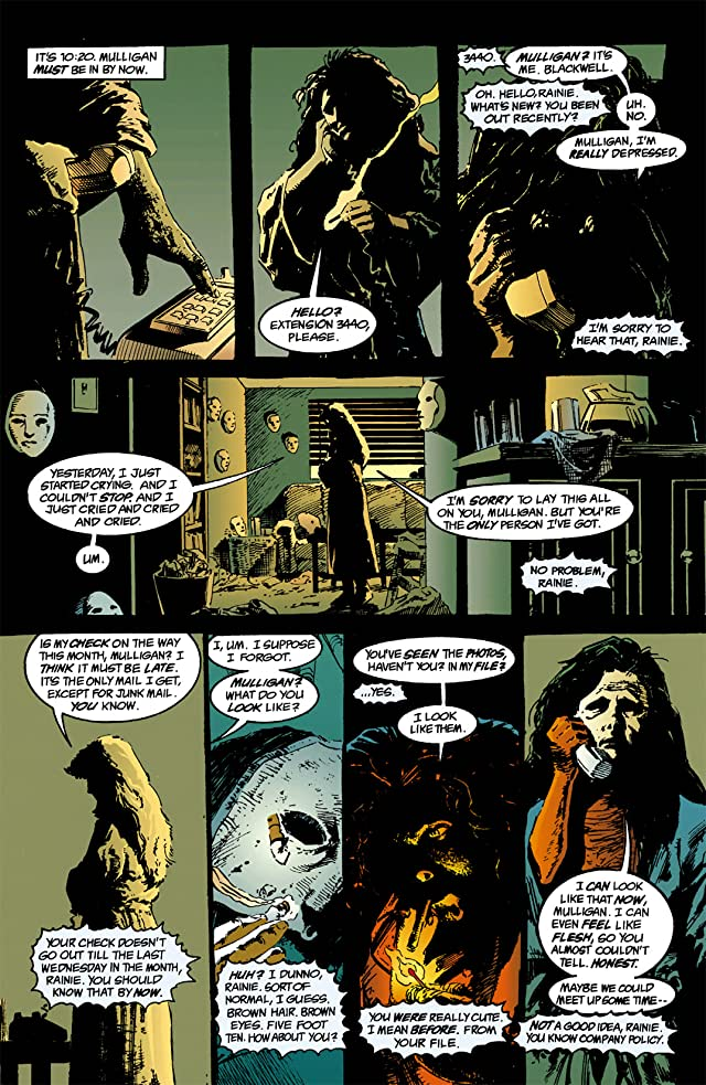 click for super-sized previews of The Sandman #20
