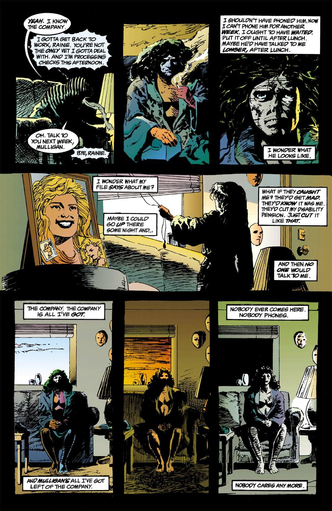 The Sandman #20