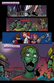Chaos Campus: Sorority Girls vs. Zombies #4