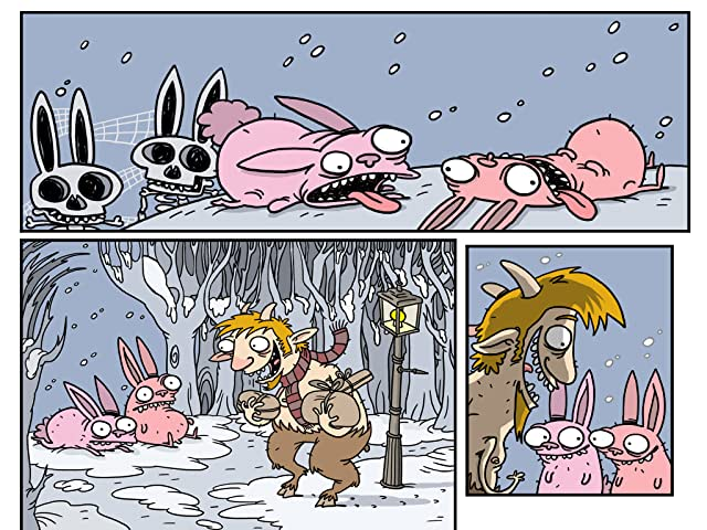 click for super-sized previews of Itty Bitty Bunnies in Rainbow Pixie Candyland #2