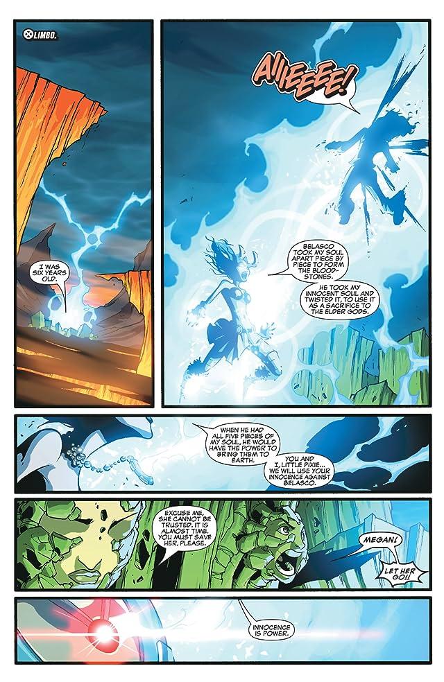 New X-Men (2004-2008) #40