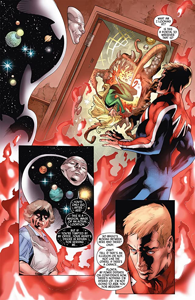 Captain Britain and MI: 13 #7