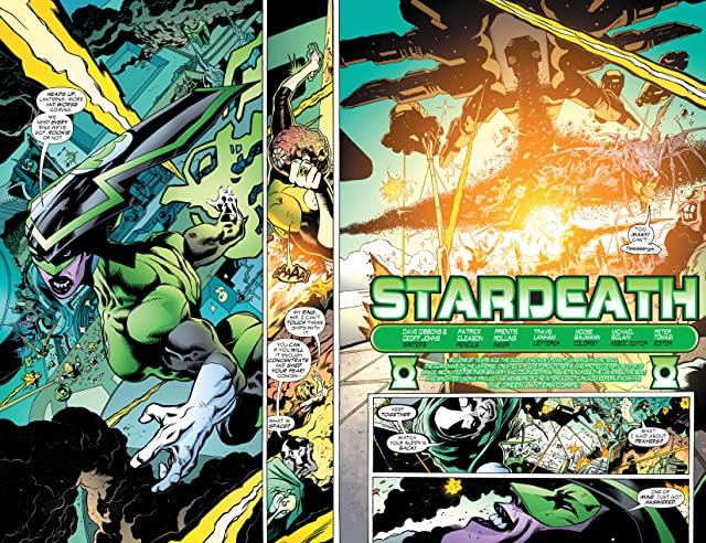 Green Lantern Corps: Recharge #5 (of 5)