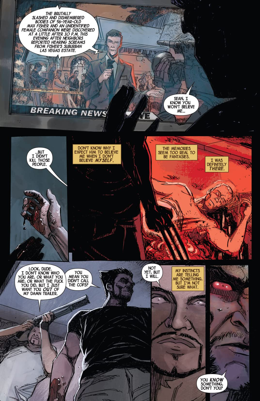 Wolverine Max #13
