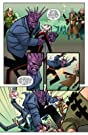 click for super-sized previews of Thunderbolts (2012-) #18
