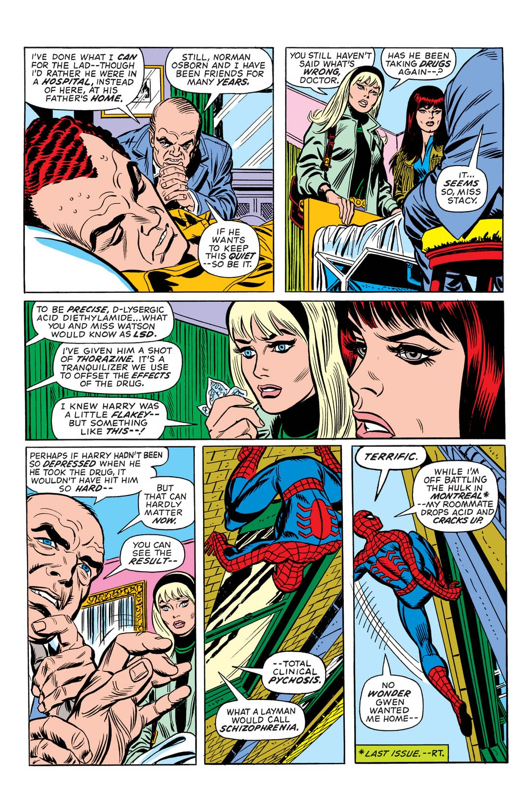 Amazing Spider-Man (1963-1998) #121