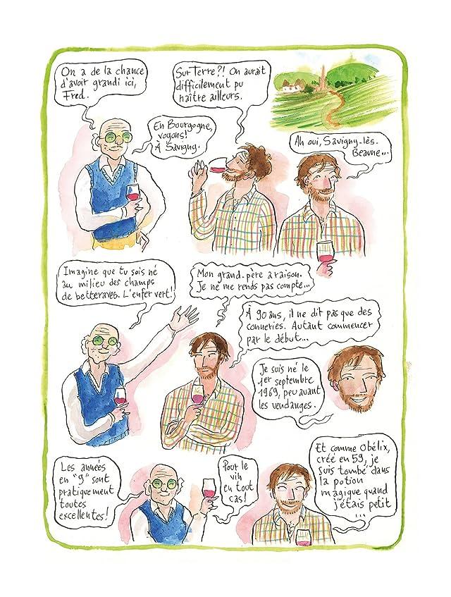 Chroniques de la vigne: Conversations avec mon grand-père