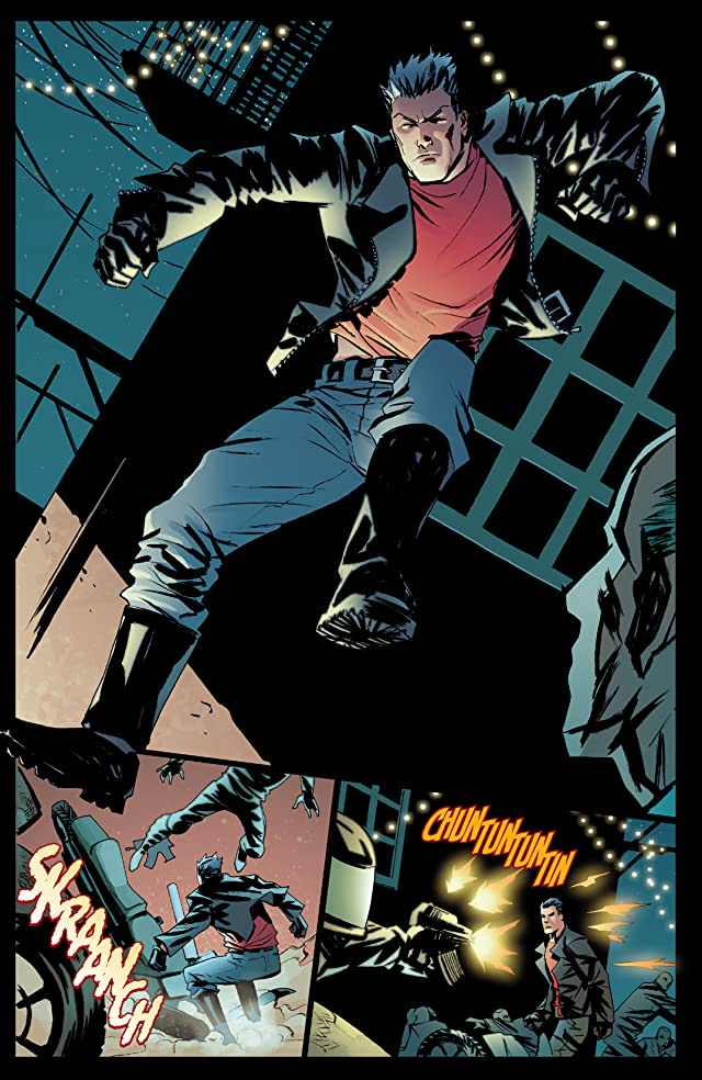 click for super-sized previews of Incorruptible Vol. 7