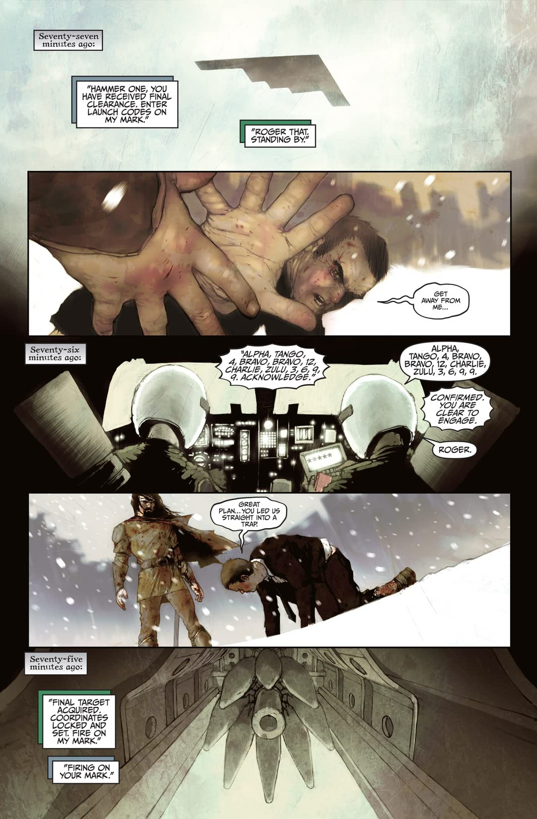 Impaler Vol. 2 #1