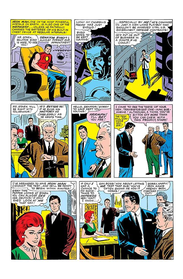 Tales of Suspense #66
