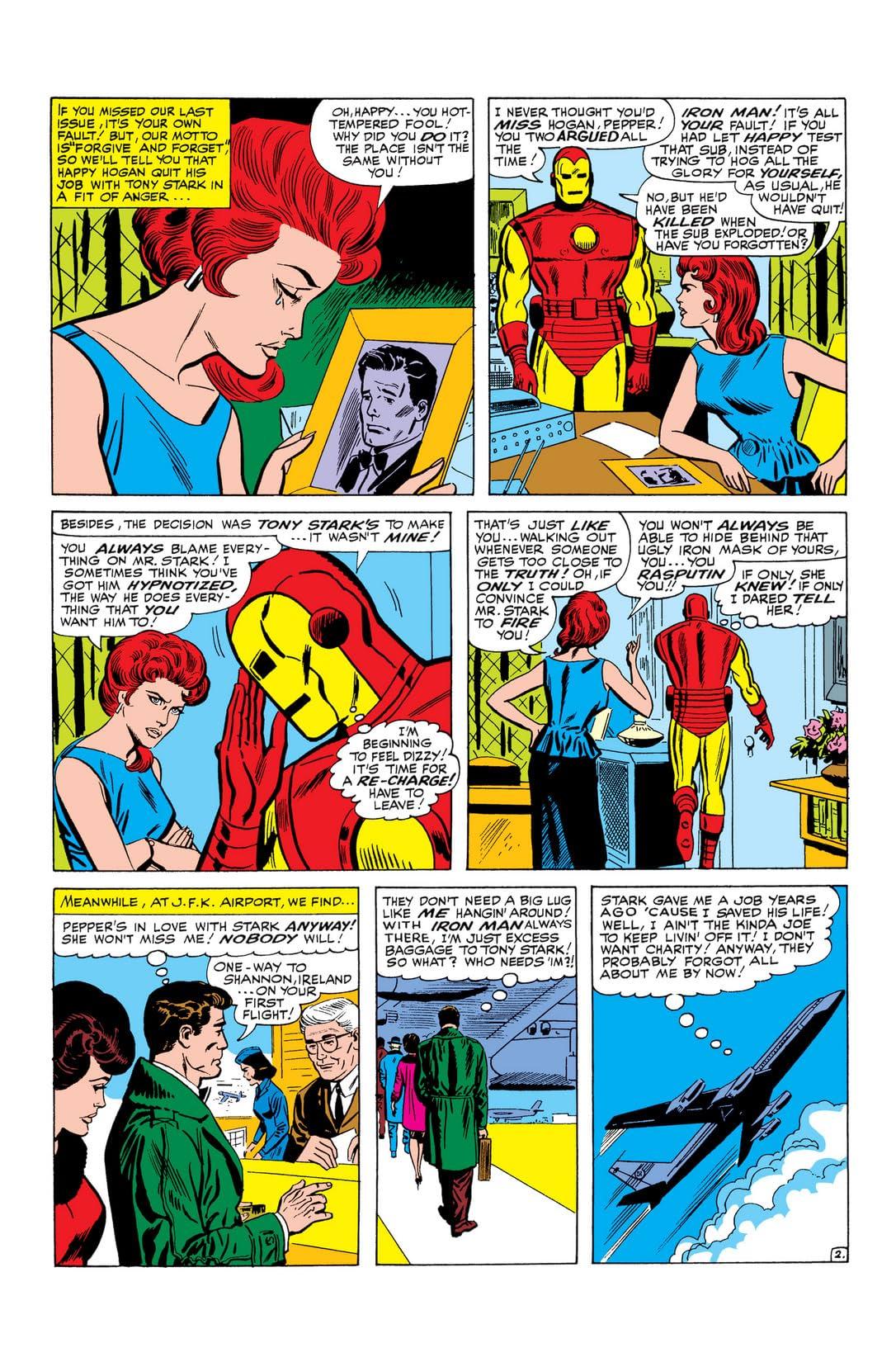 Tales of Suspense #67