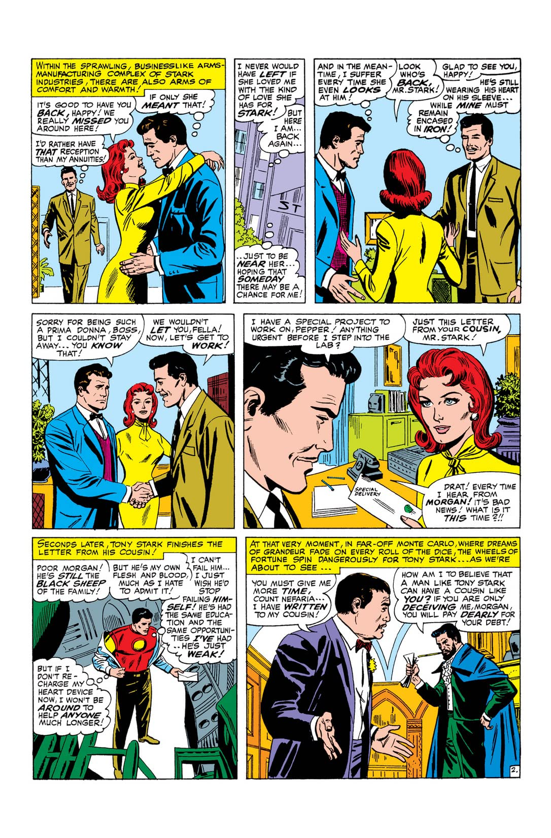 Tales of Suspense #68