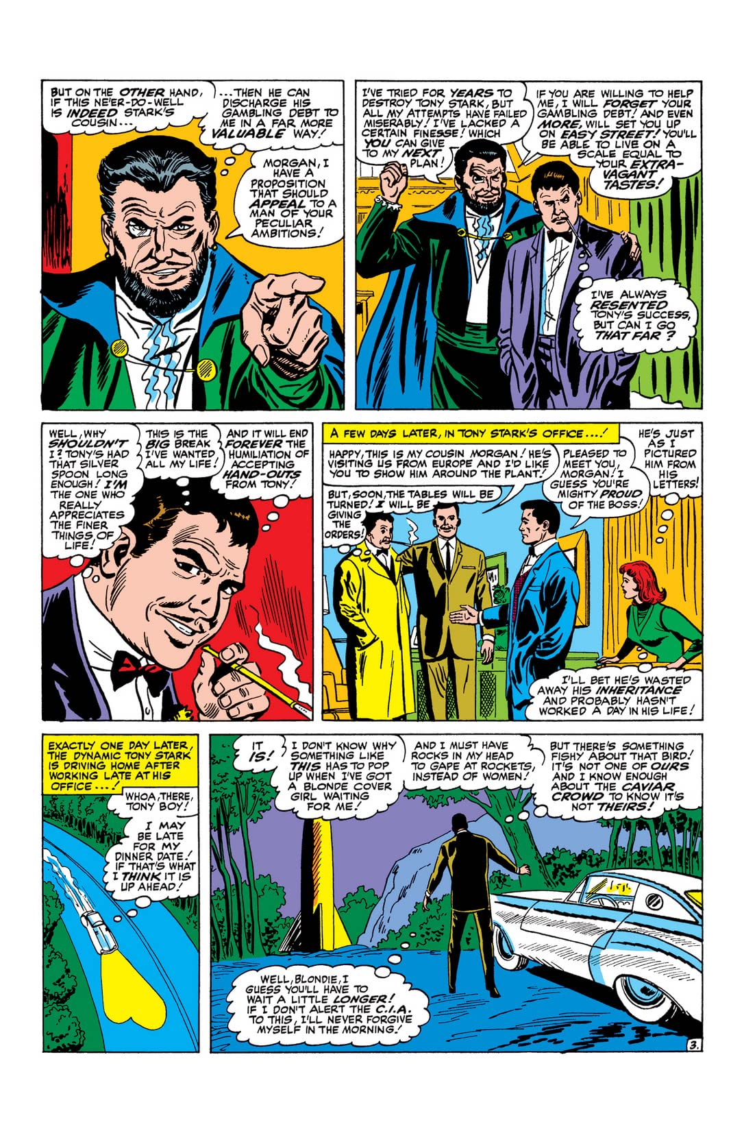 Tales of Suspense (1959-1968) #68