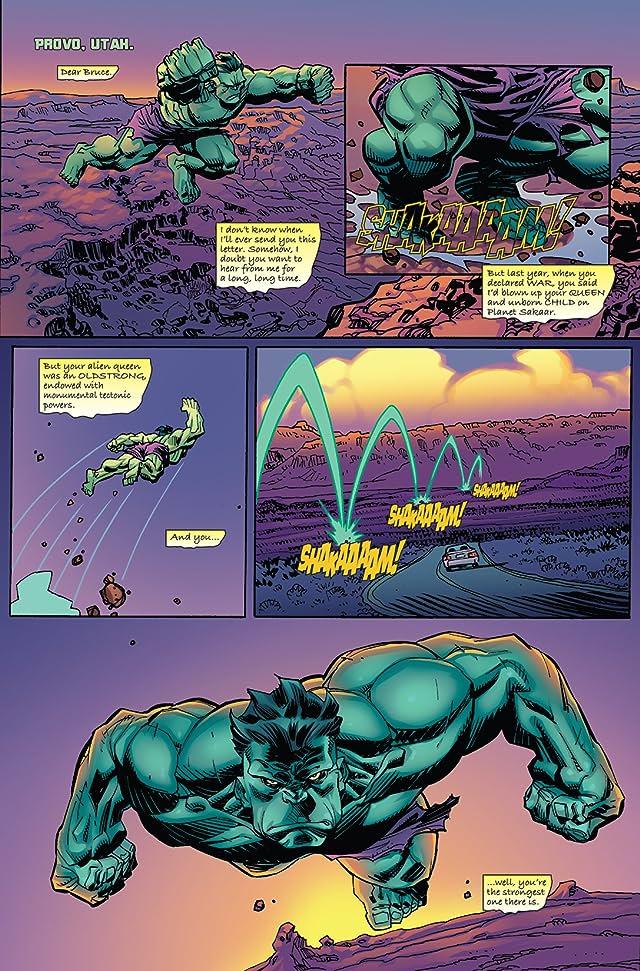 Planet Skaar: Prologue
