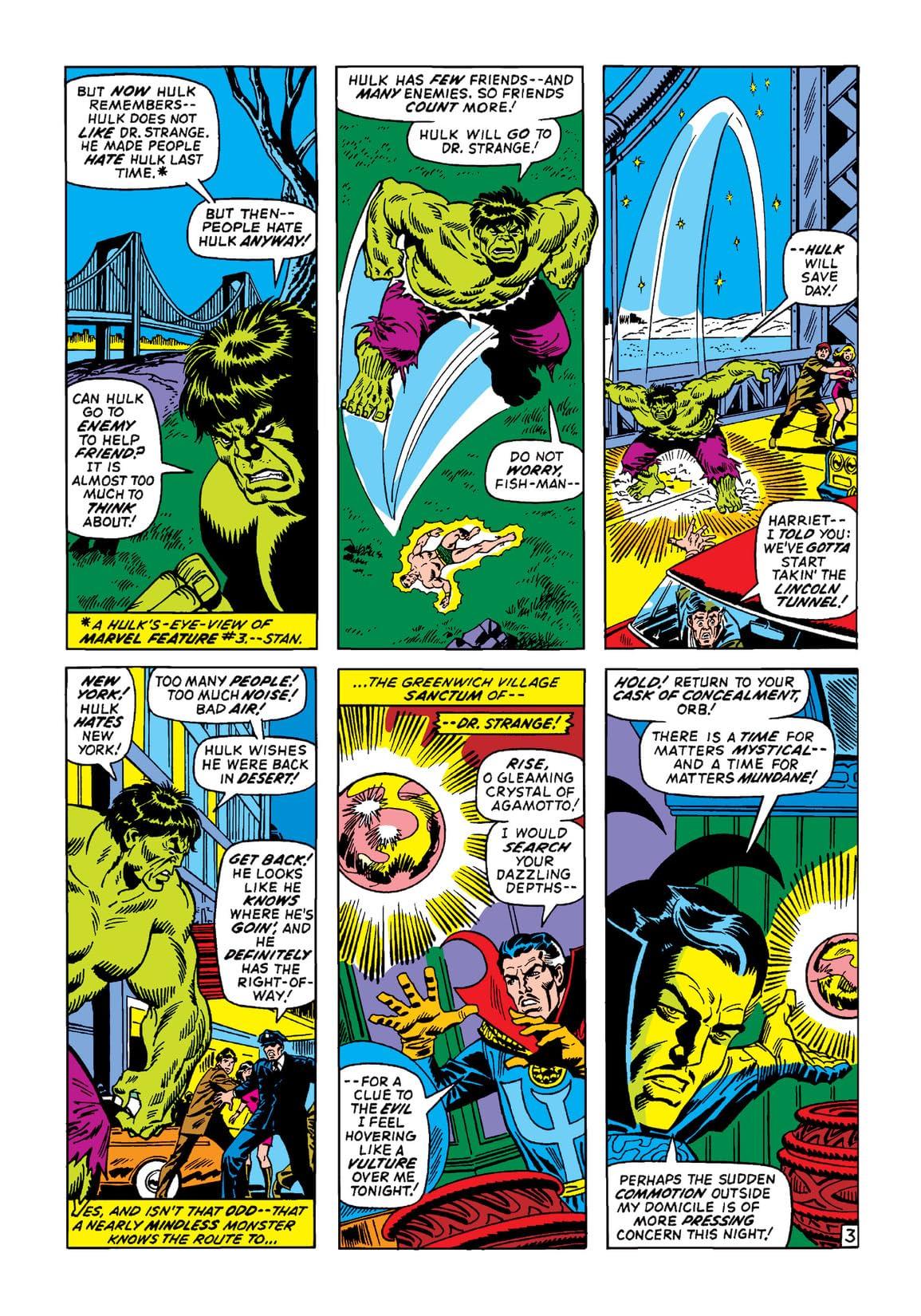 Defenders (1972-1986) #1