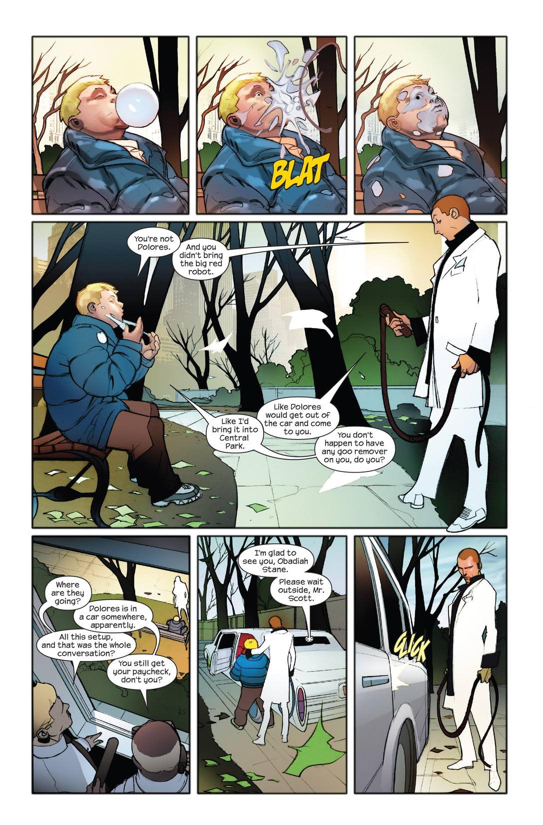 Ultimate Iron Man II #3 (of 5)