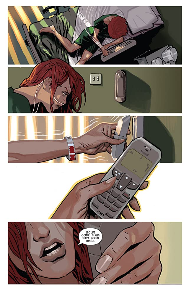 click for super-sized previews of Black Widow (2010) #2