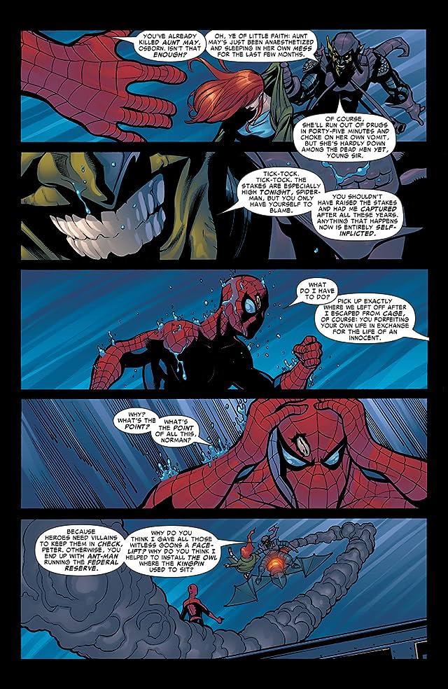 Marvel Knights Spider-Man (2004-2006) #12
