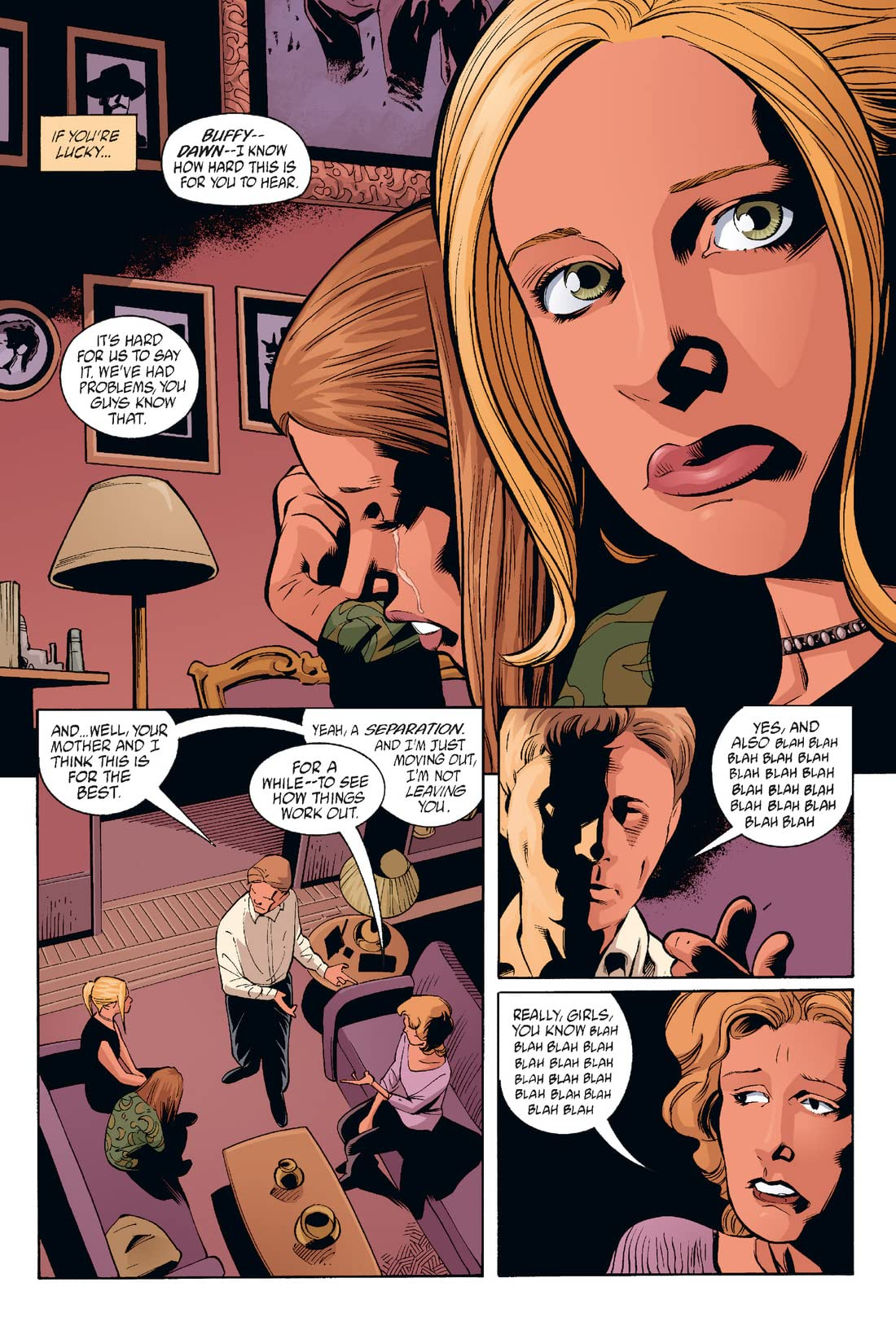 Buffy the Vampire Slayer Classic #7: A Stake to the Heart