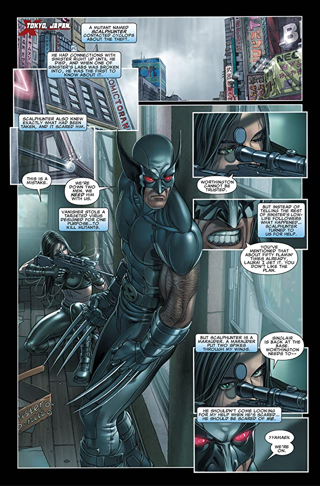 click for super-sized previews of X-Force (2008-2012) #8