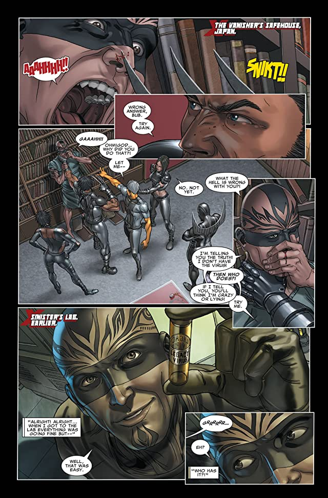 click for super-sized previews of X-Force (2008-2012) #9