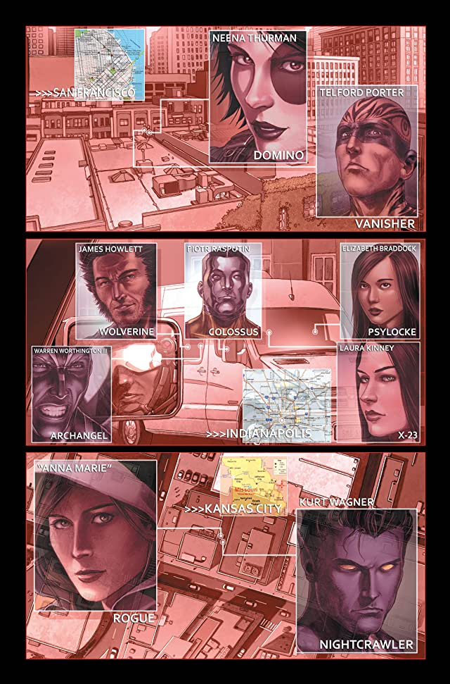 click for super-sized previews of X-Force (2008-2012) #26