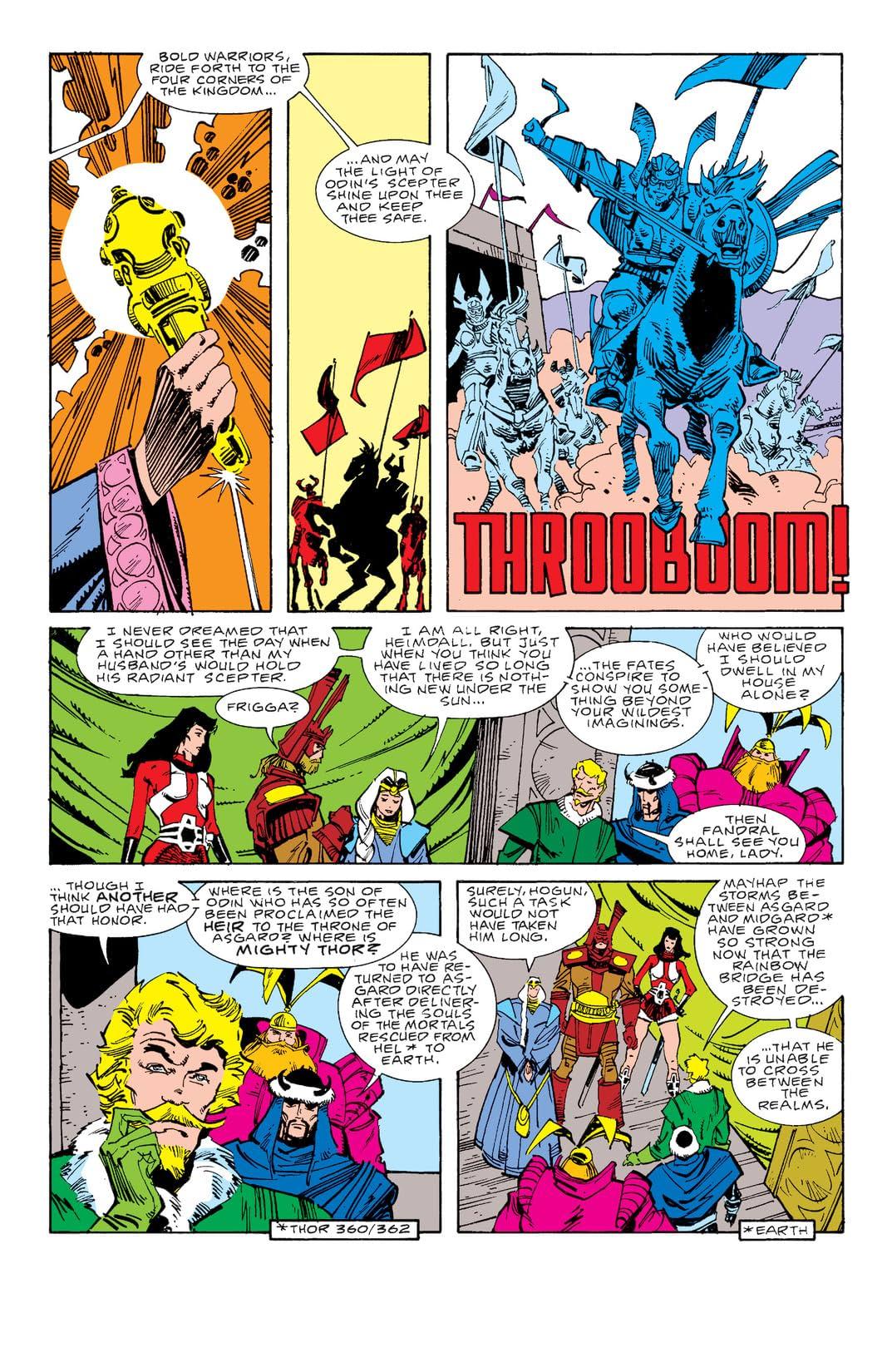 Thor (1966-1996) #364