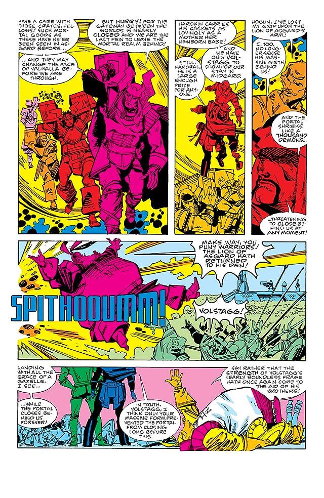 Thor Visionaries: Walter Simonson Vol. 3