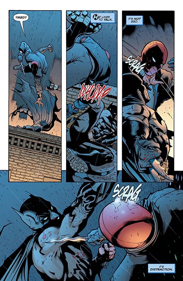 click for super-sized previews of Batman: Under the Red Hood