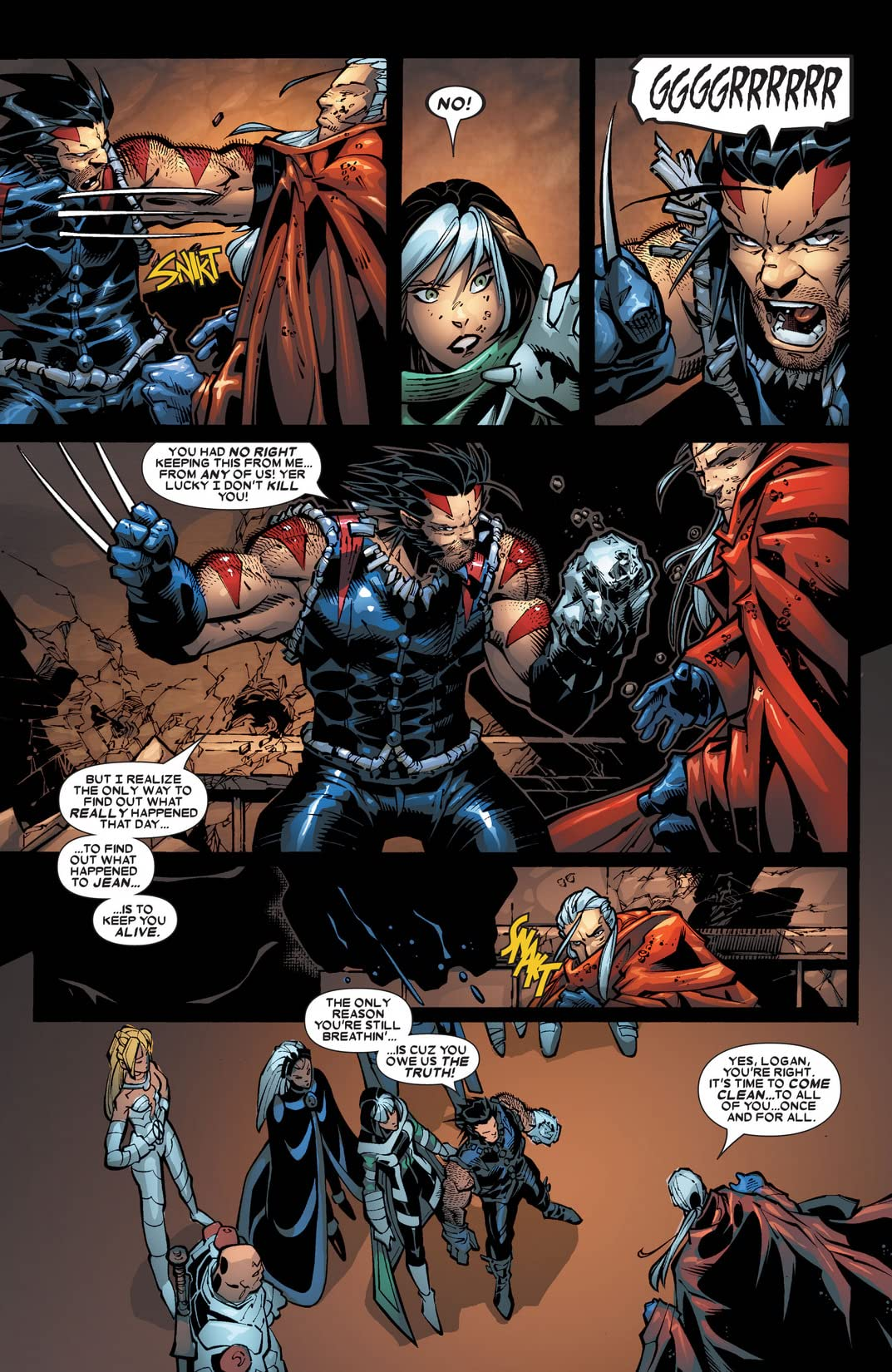 X-Men: Age of Apocalypse #5