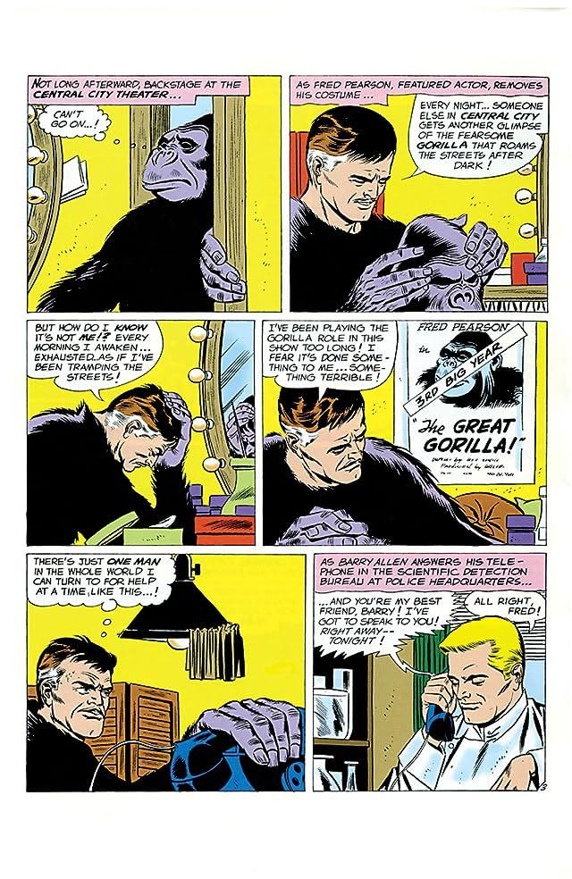 The Flash (1959-1985) #106