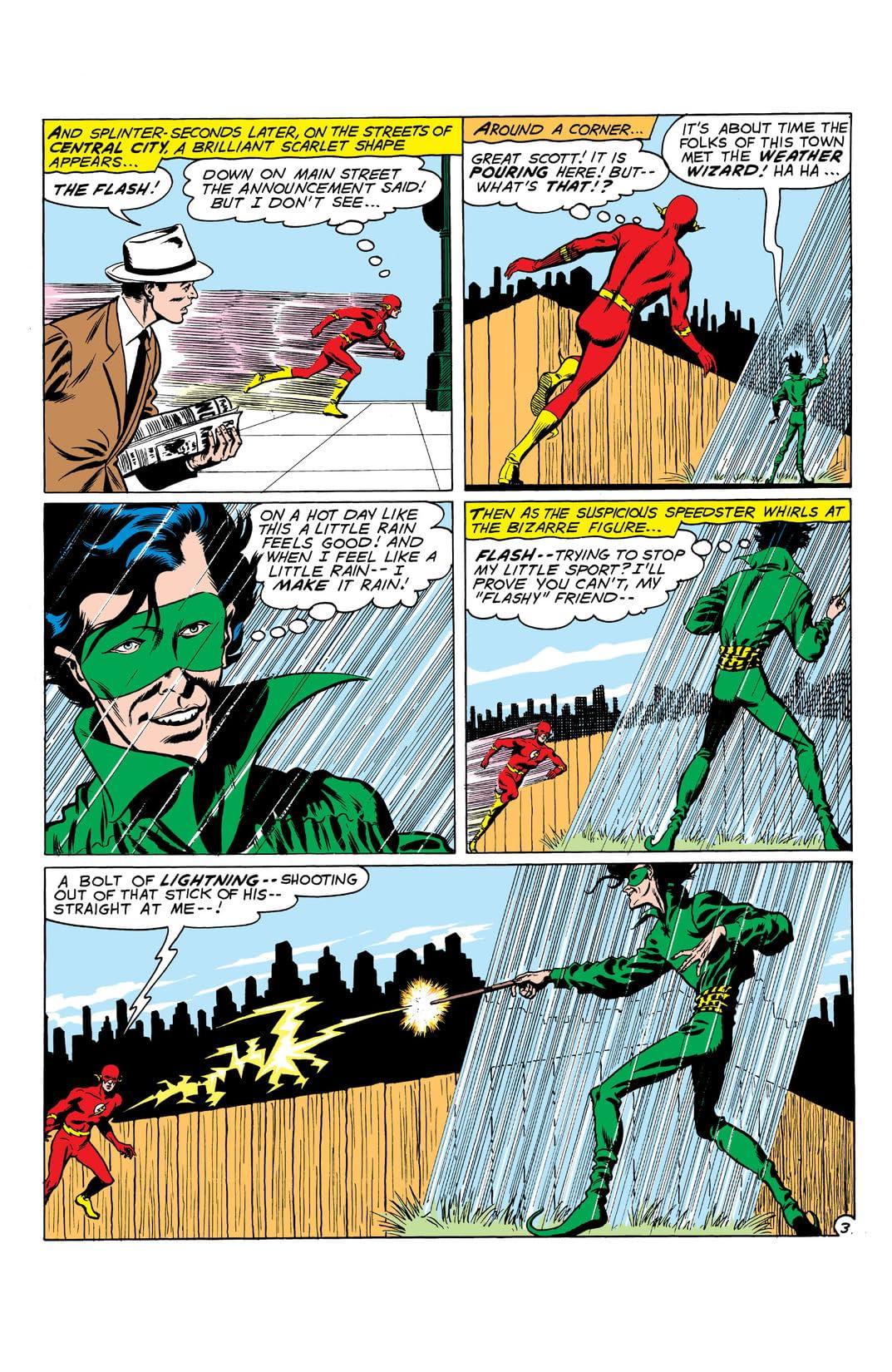The Flash (1959-1985) #110