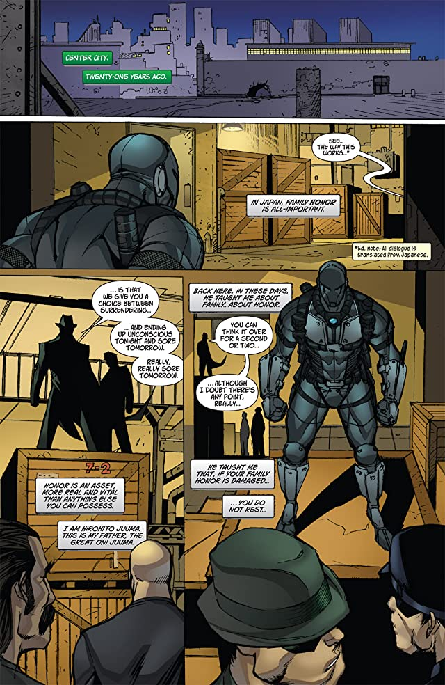 click for super-sized previews of Kevin Smith's Kato #1