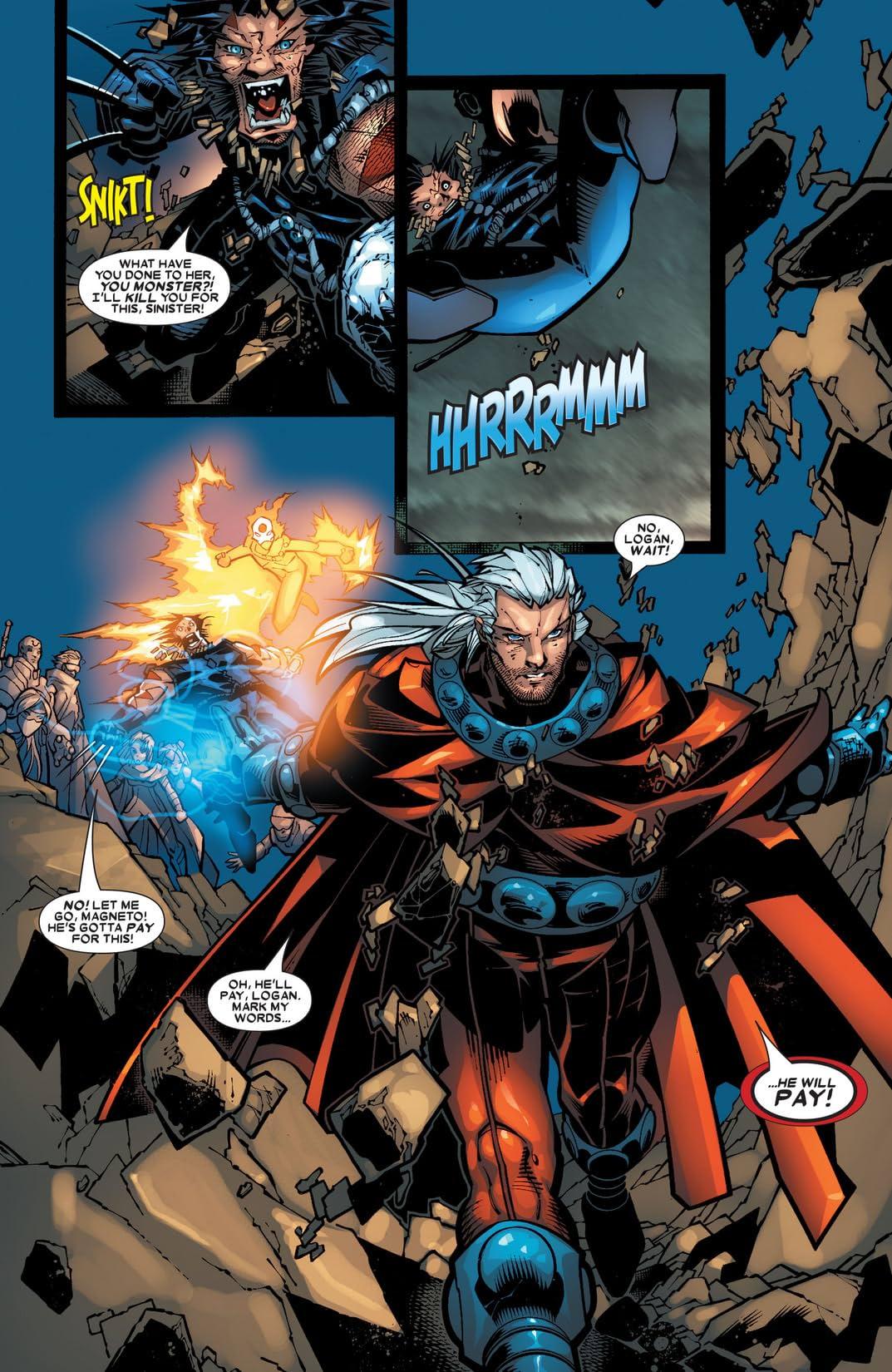 X-Men: Age of Apocalypse #6