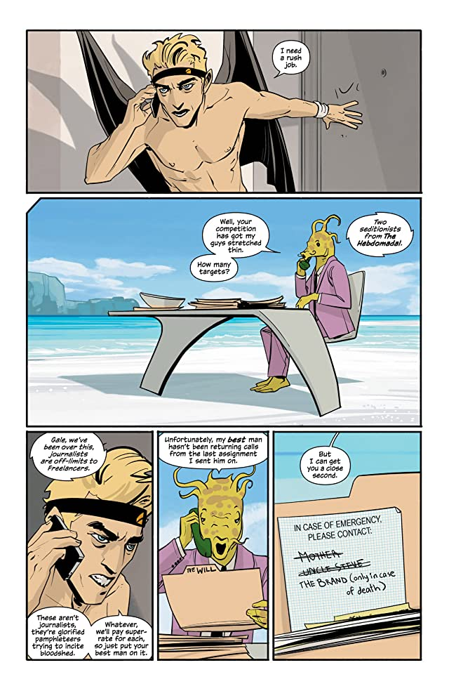 click for super-sized previews of Saga #16