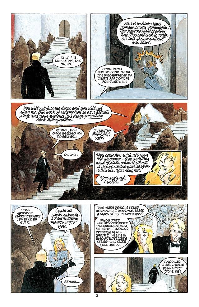 Sandman Presents Lucifer #2 (of 3)