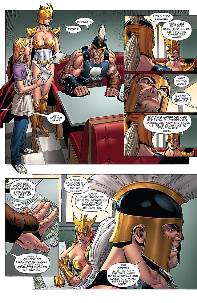 Incredible Hercules #121