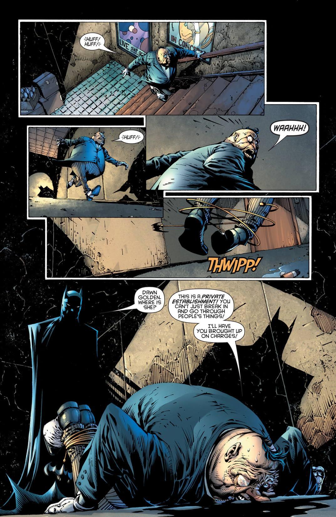 Batman: The Dark Knight (2010) #2
