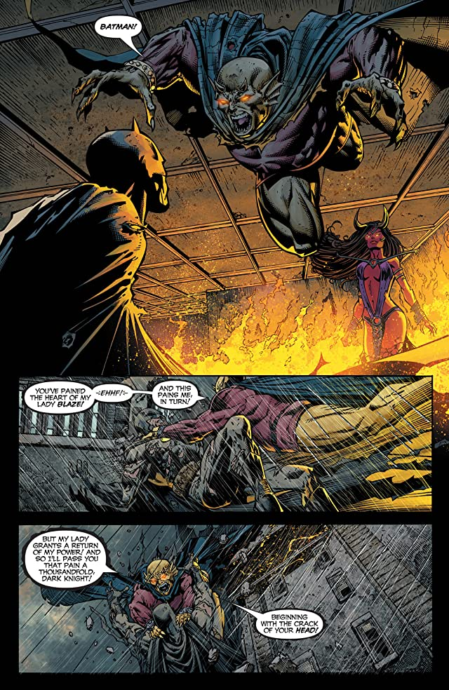 Batman: The Dark Knight (2010) #5