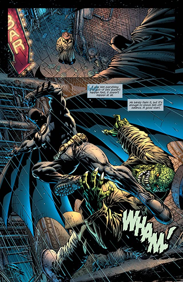 Batman: The Dark Knight (2010) #1