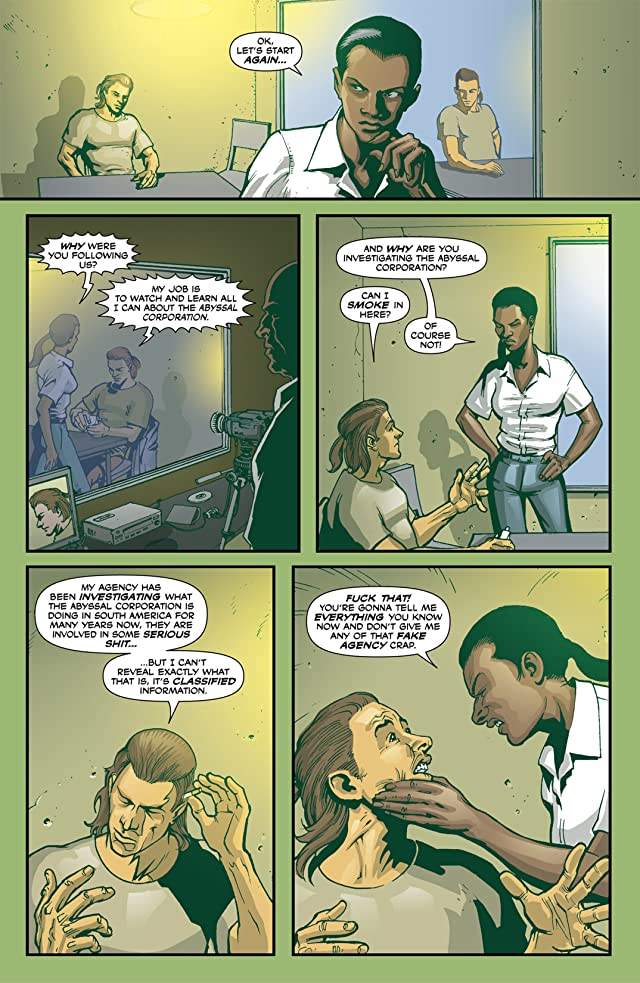 click for super-sized previews of Lazarus (2010) #2
