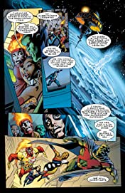Justice League of America: Another Nail #3 (of 3)