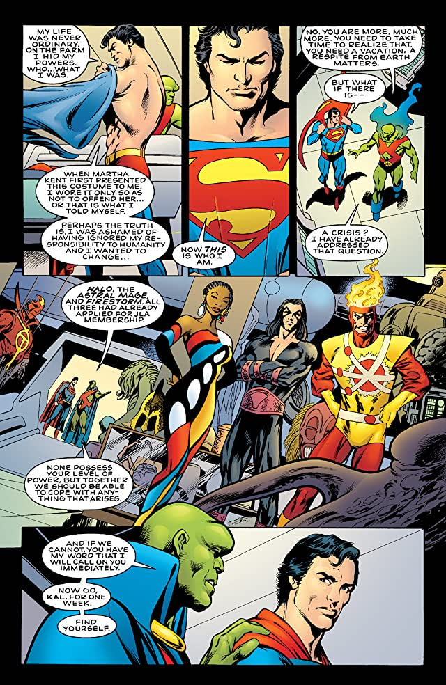Justice League of America: Another Nail #2 (of 3)